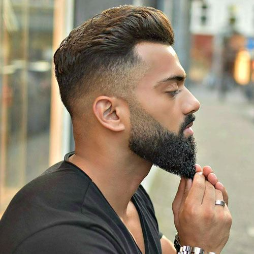 Mens Facial Hair Styles Impressive 30 Best Bearded Styles And Facial Hair Looks For Men