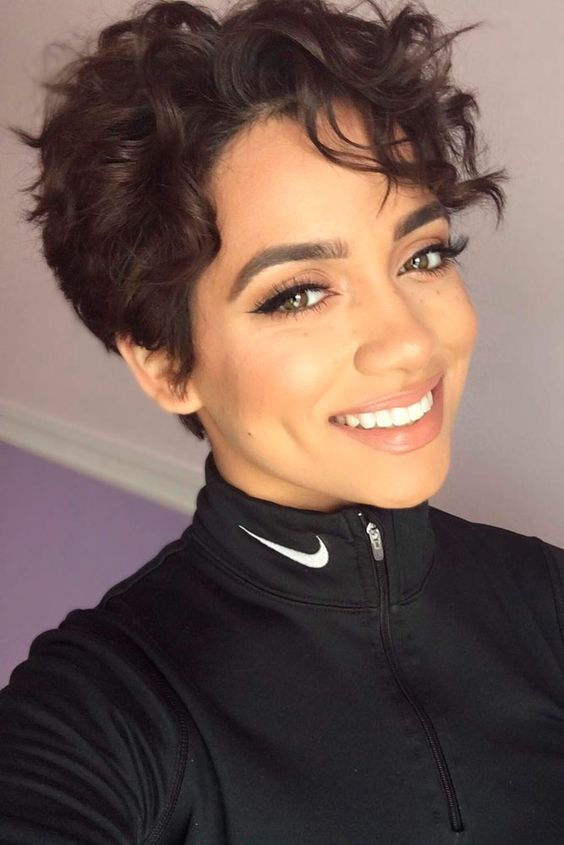 Best Short Curly Hairstyles You'll Fall In love With