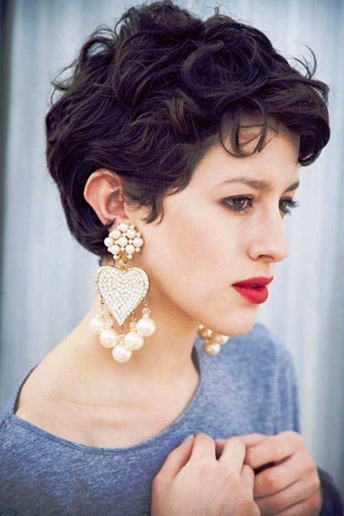 Best Short Curly Hairstyles You Ll Fall In Love With