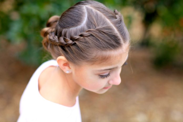 40 Braids For Kids