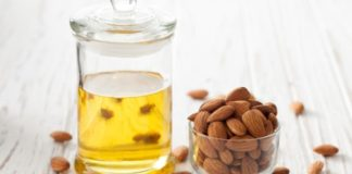 almond oil for hair