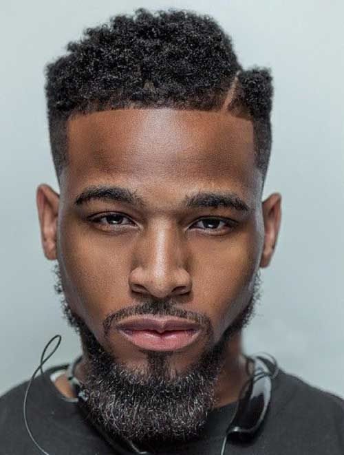 35 black mens haircuts for edgy clean classic looks 1curls with hard part step urmus Images