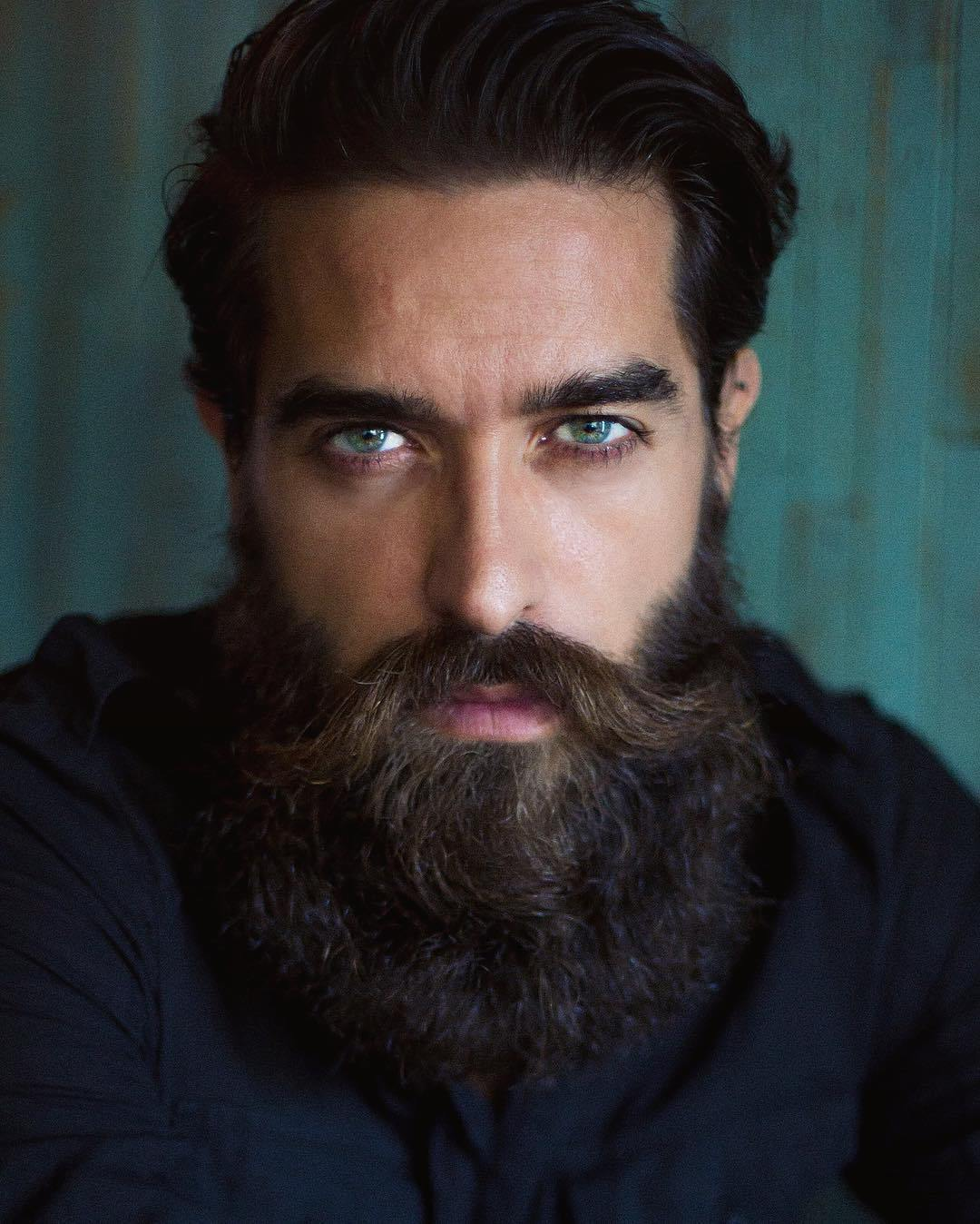 Consisting Of A Medium Length Mustache And An Extended Patch Of Hair  Between The Lip And Chin, The Imperial Beard Is Great For Guys Who Are In  Love With