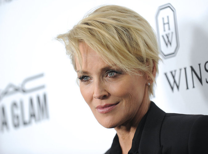 Best Hairstyles For Women Over 50 20 short hair styles for women over 50 With The Perfect Amount Of Texture Cut Into Long Piecey Bangs Sharon Stones Bold Hairstyle Is The Perfect Edgy Cut For A Woman Of Any Age Who Exudes