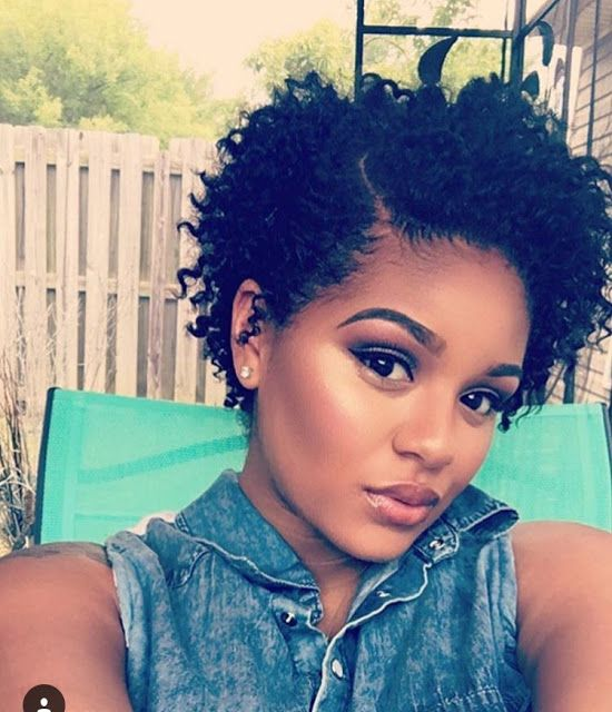 Short natural hairstyles natural hairstyles for short hair if youre concerned a shorter natural hairstyle will look shapeless utilizing a part can make a big difference in how you feel about your hair urmus Gallery