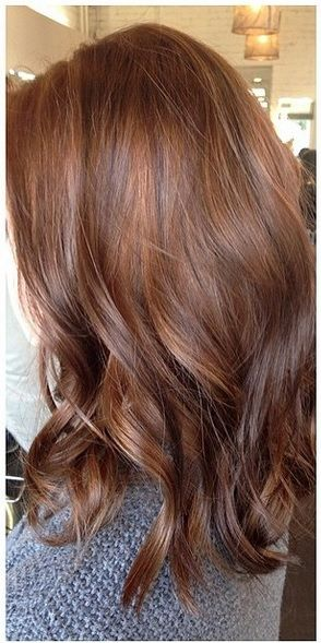 Top 35 Warm And Luxurious Auburn Hair Color Styles