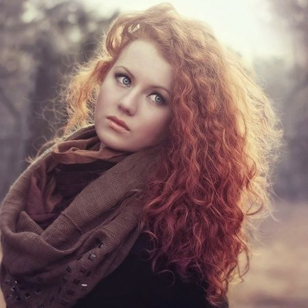35 perm hairstyles stunning perm looks for modern texture bring your natural ginger hair to life without adding to or changing your natural color trying a perm hairstyle on previously lightened or damaged hair can urmus Image collections