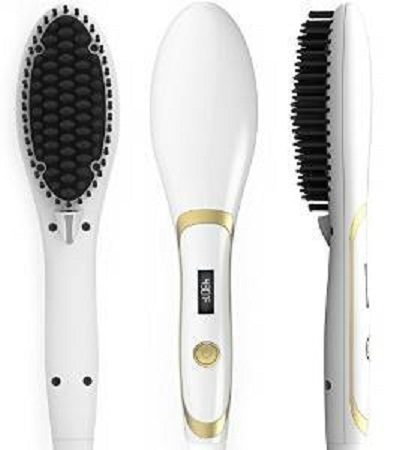 9 Best Electric Hair Straightening Brush Reviews