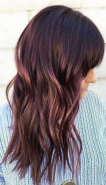 35 gorgeous highlights for brightening up dark brown hair 29plum tones highlight pmusecretfo Gallery