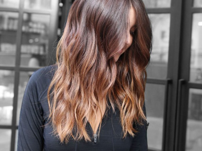 Ombre vs Balayage The Difference Between Ombre and Balayage