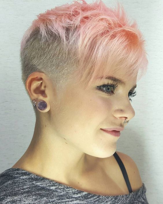 Modern Shaved Hairstyles Edgy Undercuts Women