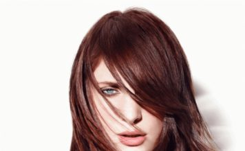Mahogany Hair Color Ideas