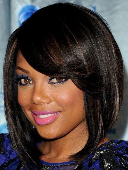 35 gorgeous peekaboo highlights to enhance your hair this sleek bob is full of shine and glossy color and uses the tiniest of blonde peekaboo streaks to help add some dimension to this otherwise single tone pmusecretfo Choice Image