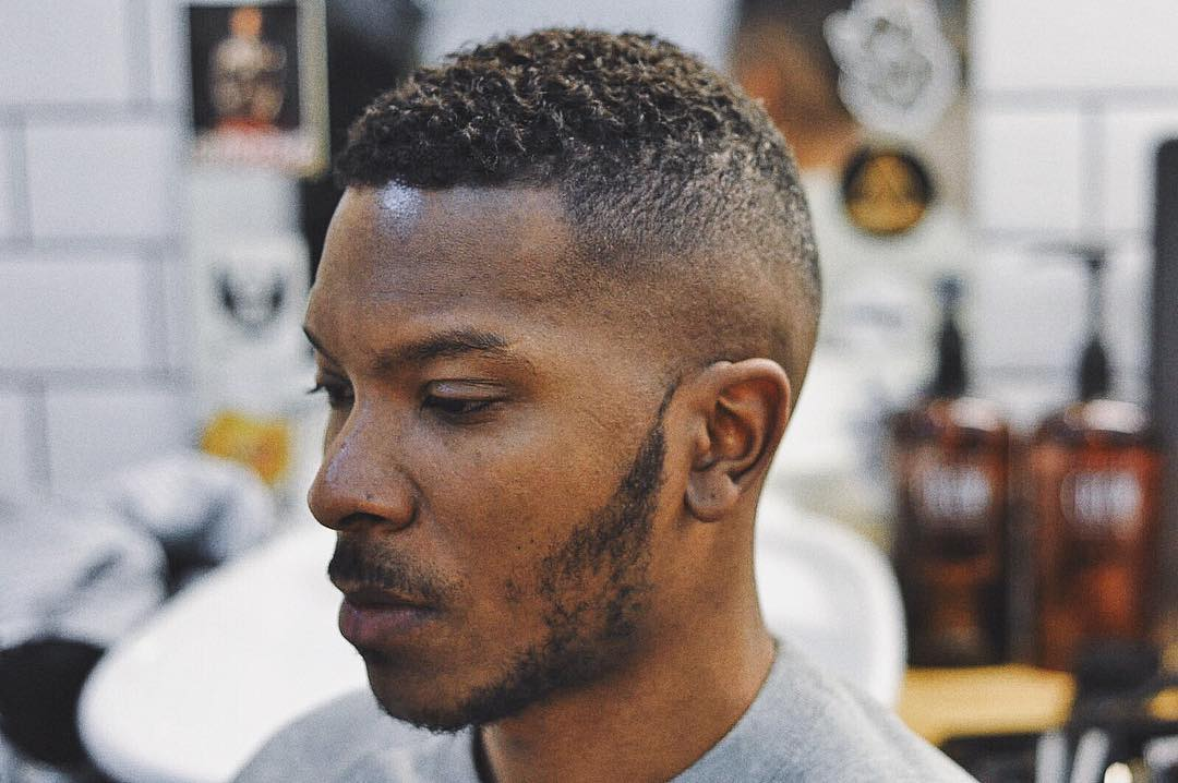 Men Hairstyles: 50 Fade And Tapered Haircuts For Black Men