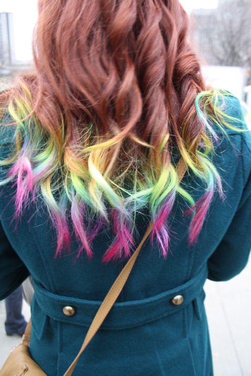 Dip Dye Hair Guide | How to Dip Dye Your Hair At Home