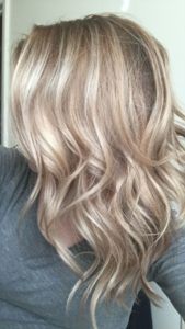 dimensional light sandy blonde