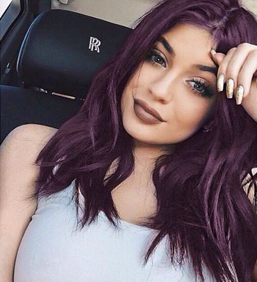 35 Bold And Provocative Dark Purple Hair Color Ideas Part 27