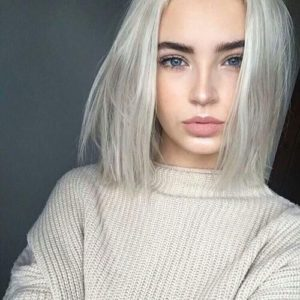 white blonde hair without bleach