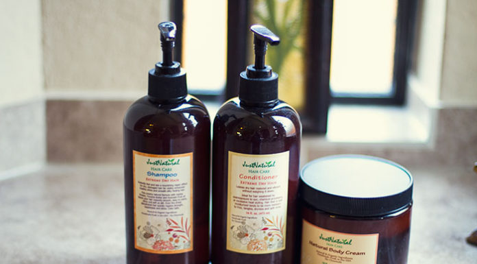 Just Natural hair care reviews