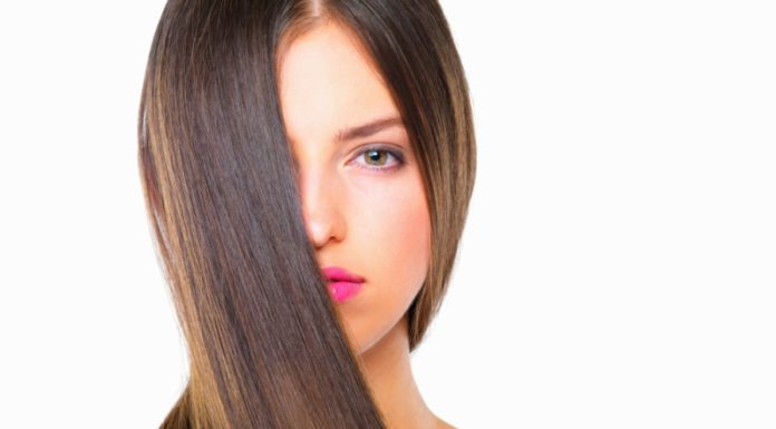 how to keep your hair straight all day