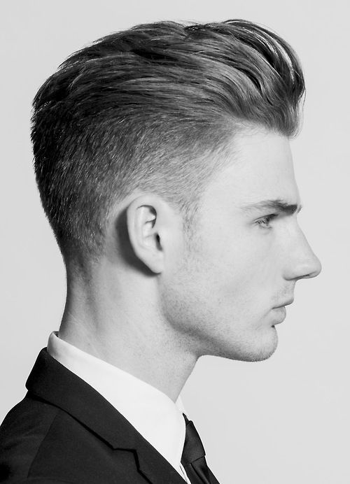 rockabilly pomade hairstyle