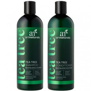 art naturals tea tree shampoo