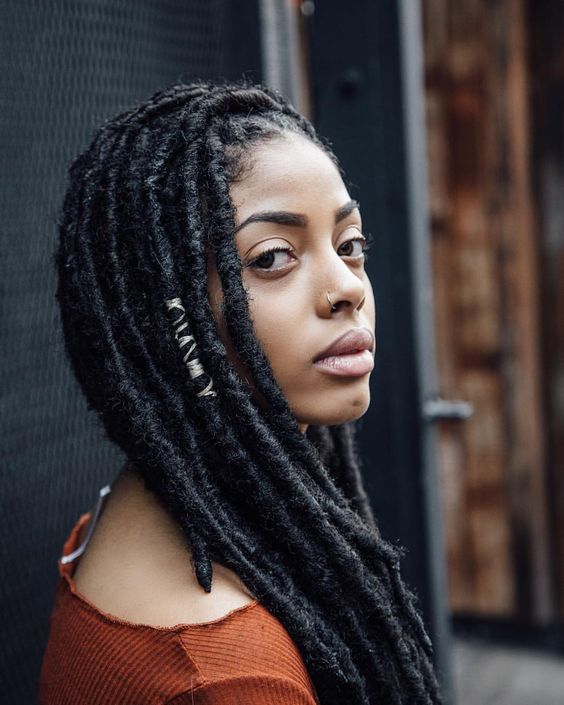 40 Long And Short Faux Locs Styles And How To Install Them