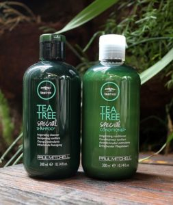 paul mitchell tea tree shampoo and conditioner