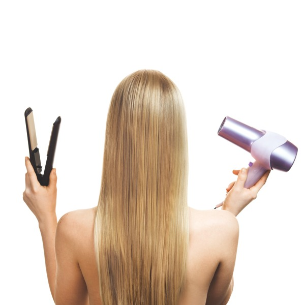 Ditch flat irons and blowdryers