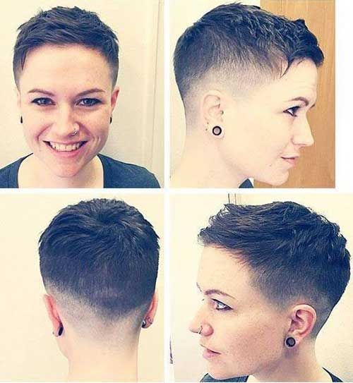 Flattering Short Haircuts for Round Faces You Cannot Miss Flattering Short Haircuts for Round Faces You Cannot Miss new photo