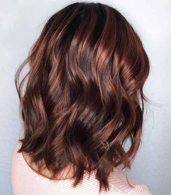 Is Dark Red A Natural Hair Color