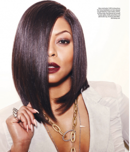 If Youu0027re Looking For A Dramatic Bob Haircut That Isnu0027t Too Short, Let Taraji  P Hensonu0027s Fierce Style Inspire You To Bring Out Your Suave Alter Ego.