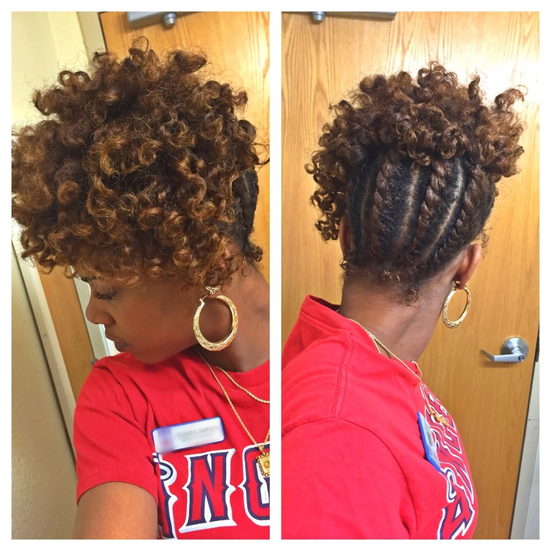 How Do You Flat Twist Natural Hair