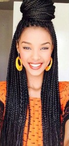 box braids for long hair