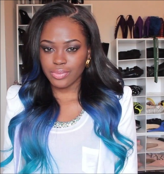 Stunning And Quick Weave Hairstyles For Black Women