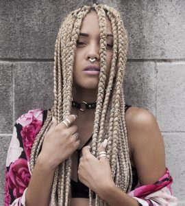 Box Braids Hair Rings