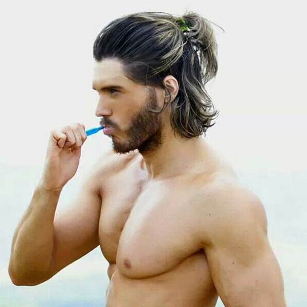 20 Awesome Long Hairstyles For Men