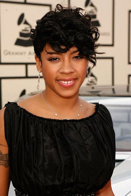 Top 25 Short Curly Hairstyles for Black Women - Part 7