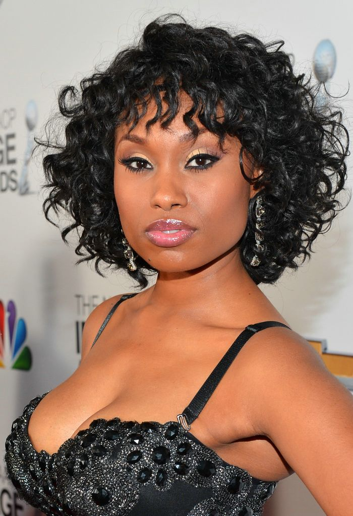 Top Short Curly Hairstyles Black Women