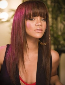pictures of rihanna hairstyles