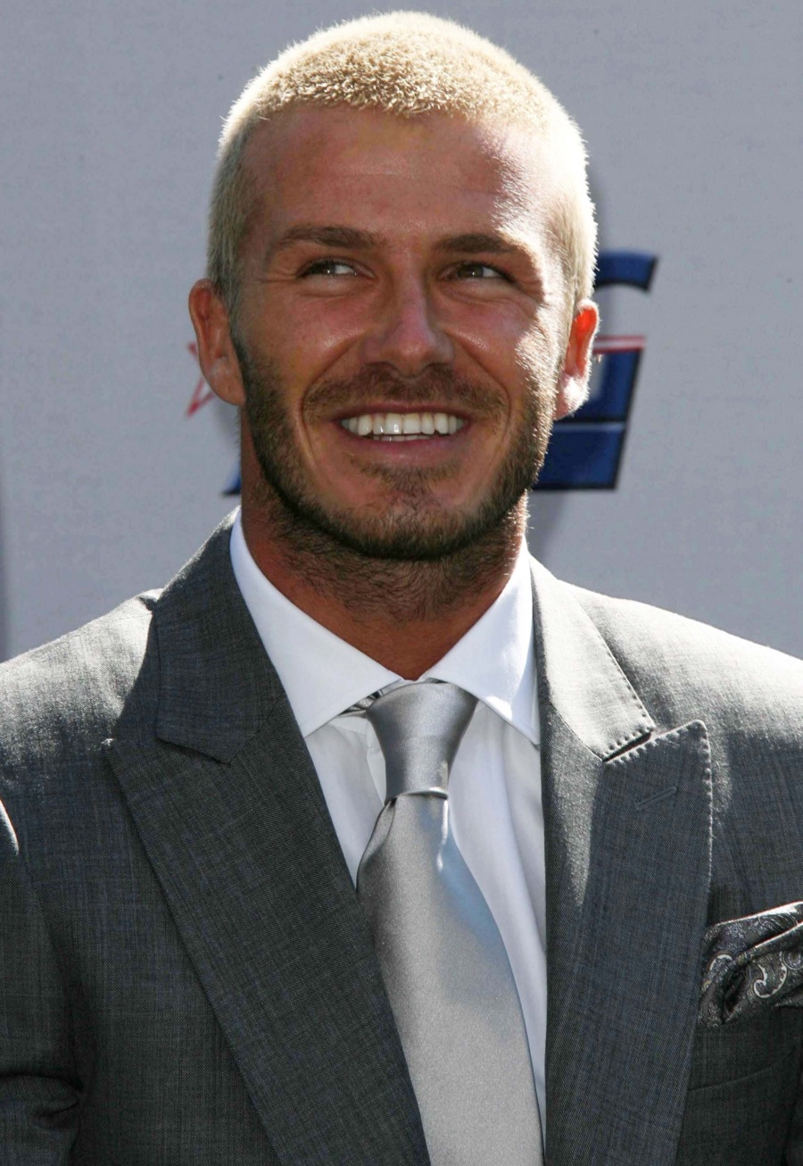 David Beckham Hair Inspiration David Beckham Changing Looks