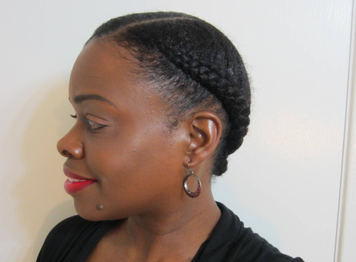 Protective Style Braids Natural Hair