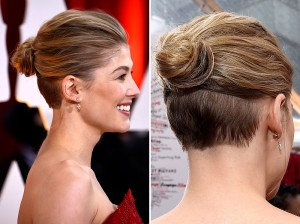 female undercut hairstyle
