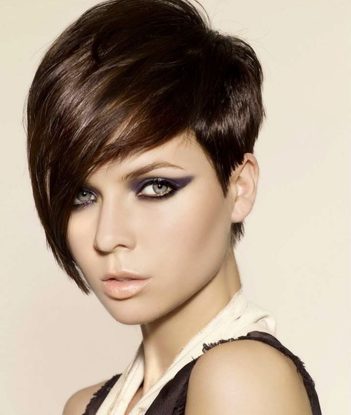 In Addition To Features And Bone Structure Your Hair Type Can Also Play A Role How Well Short Hairstyles Will Suit You