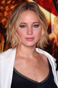 jennifer lawrence short hairstyles