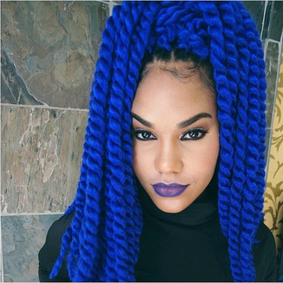 48 Crochet Braids Hairstyles | Crochet Braids Inspiration - photo #24