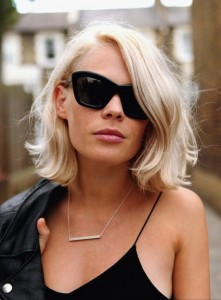 short blonde haircuts