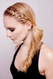 side braids hairstyles