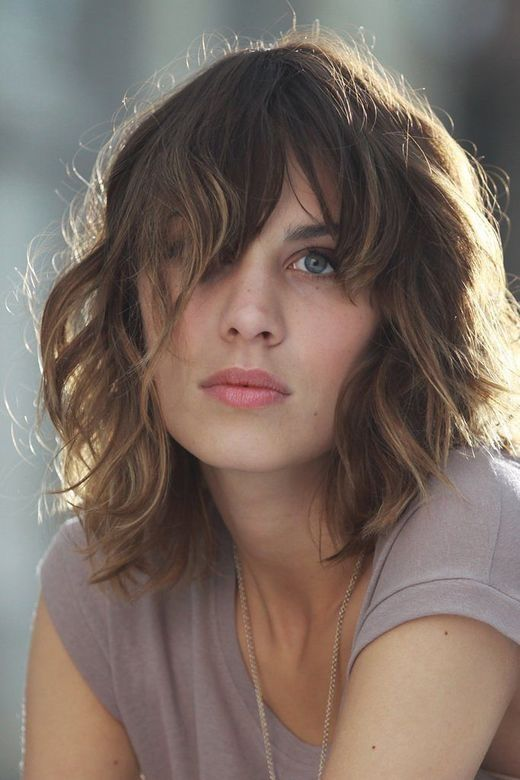 Style Short Wavy Hair Wavy Hair Sunning Wavy Hairstyles For Any Occasion  Part 12
