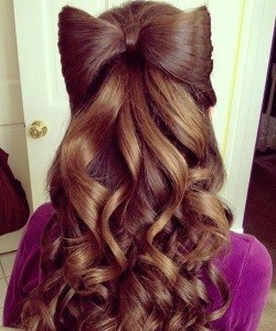 cute hairstyles for thick hair